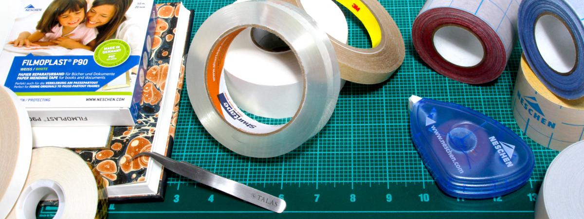 Book Binding Tape & Repair Tape