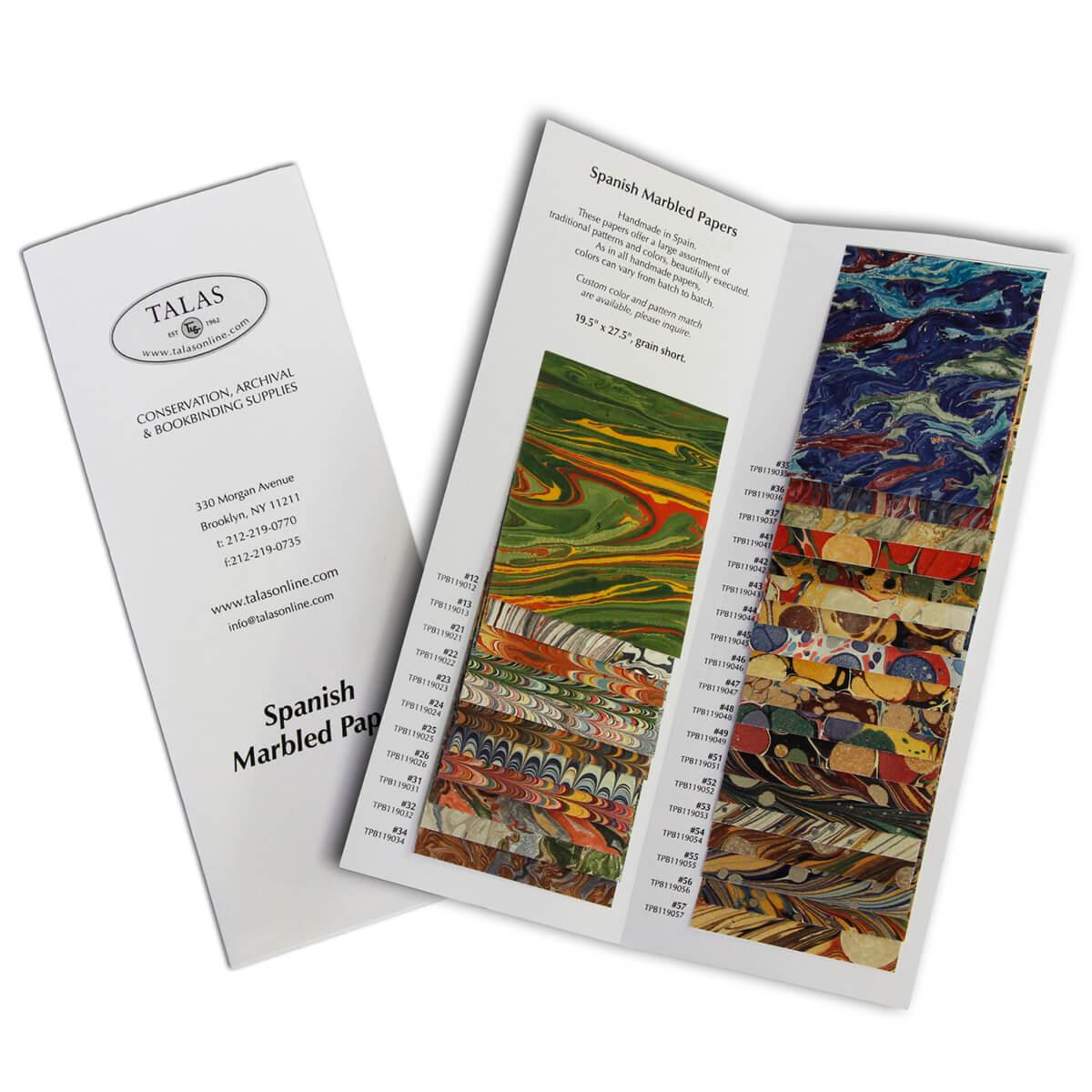 Decorative Paper Sample Books