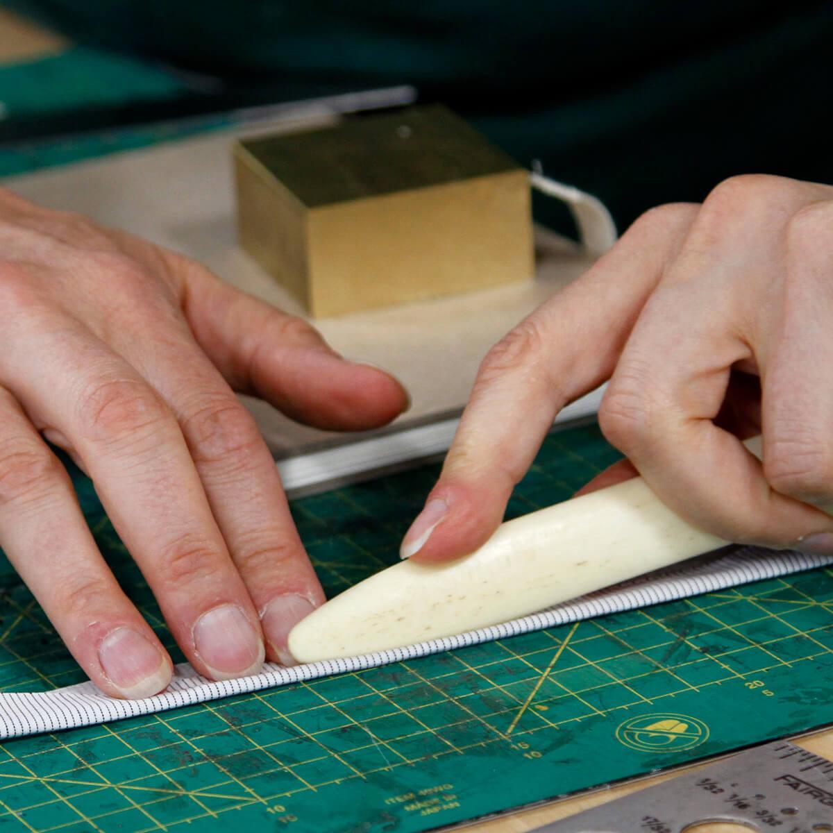 5 Real Bone Paper Folder