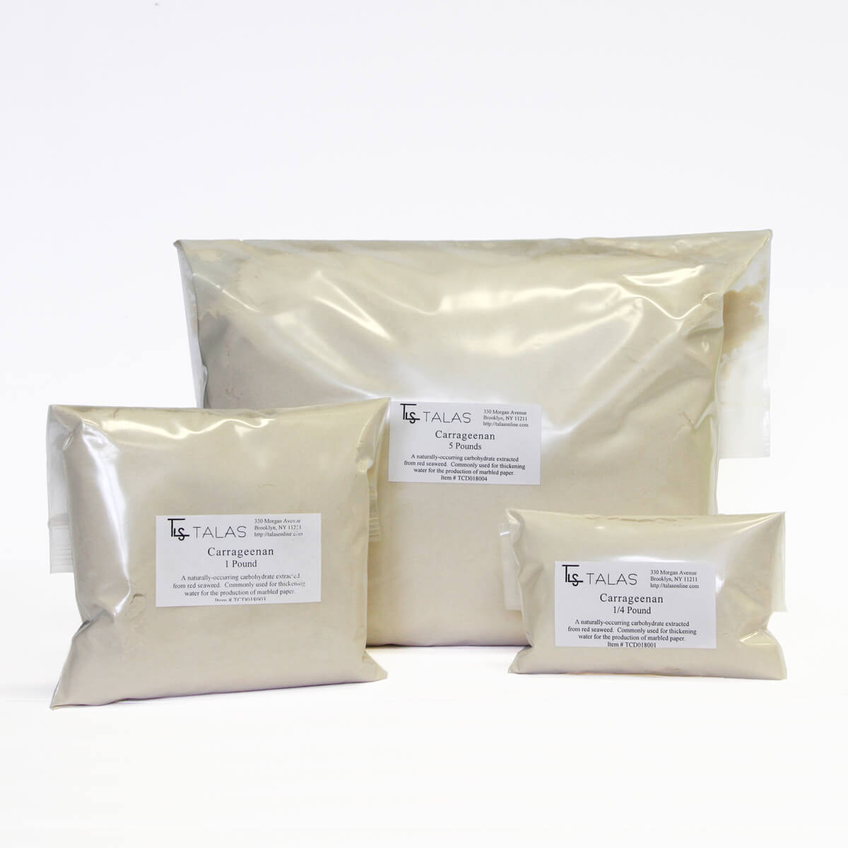 Carrageenan Thickener For Marbling Talas