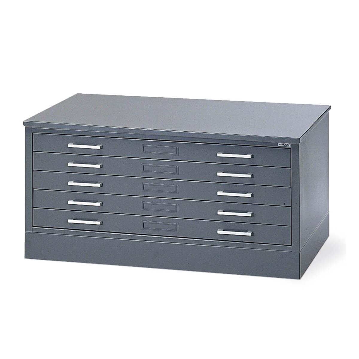 Hamilton Flat File Cabinets by Mayline | TALAS