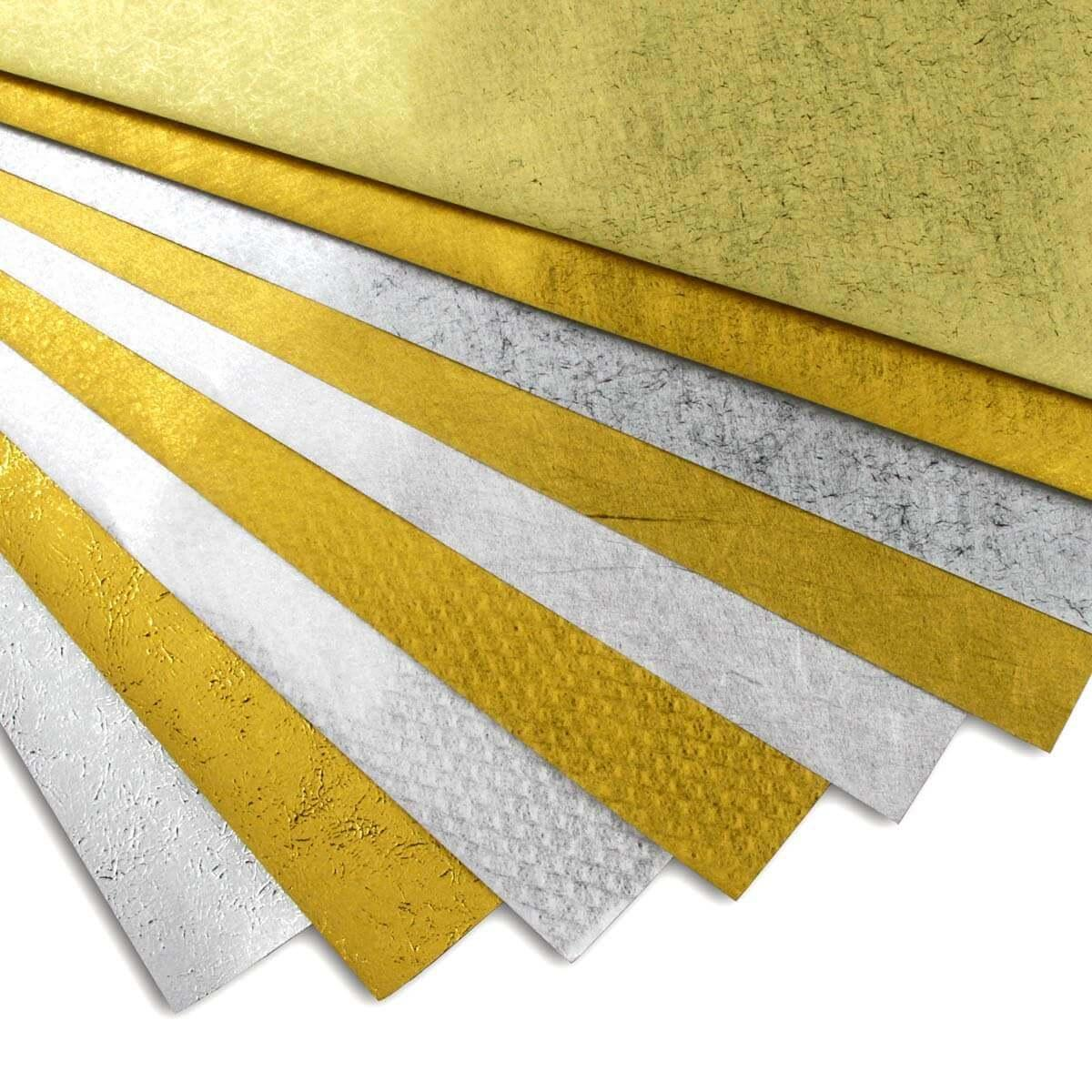 Japanese Metallic Papers Talas