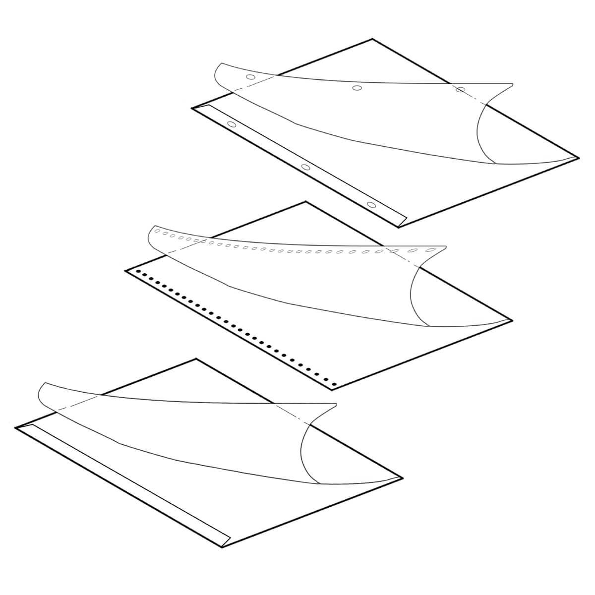 Mylar Sheet Protector