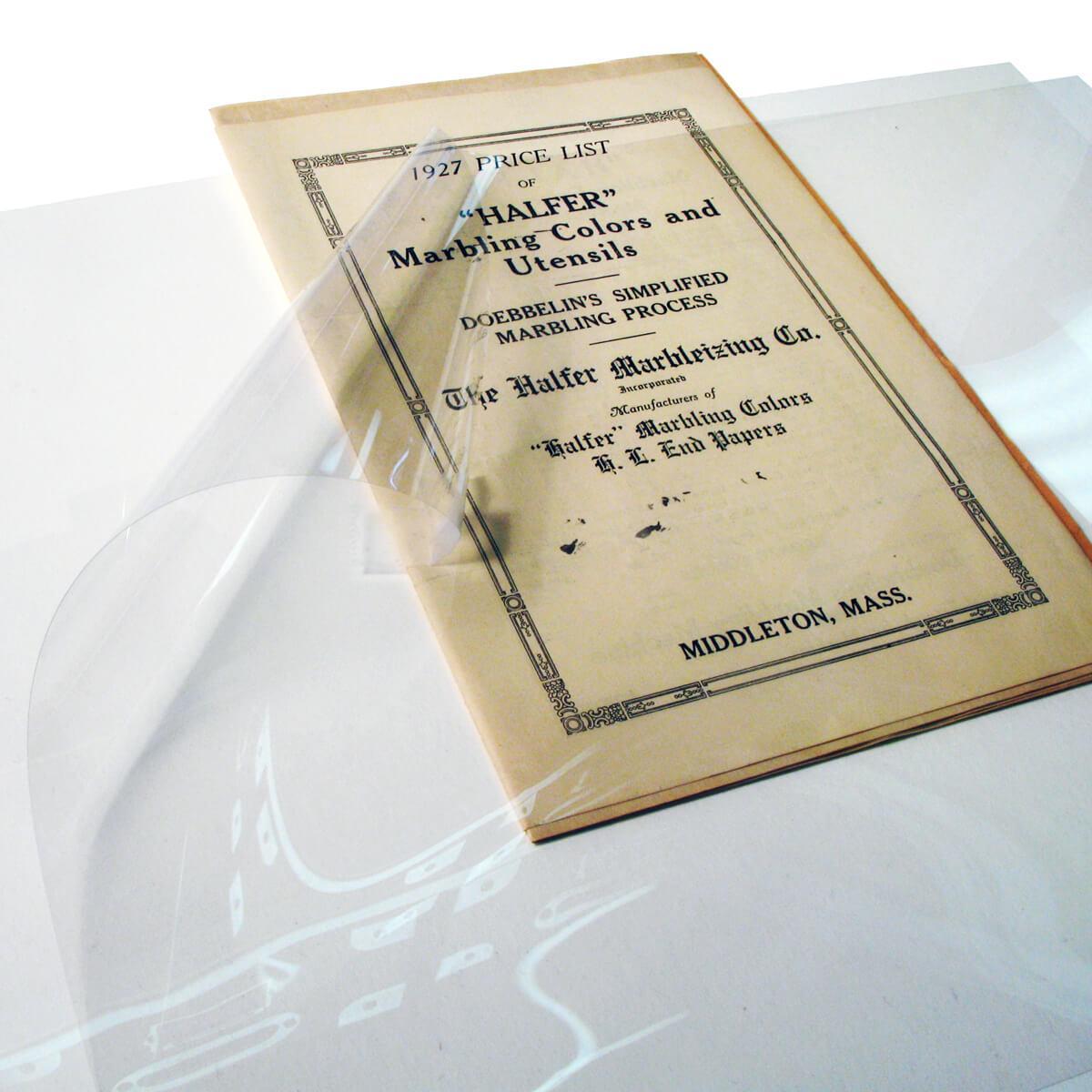 Mylar Polyester Sheets