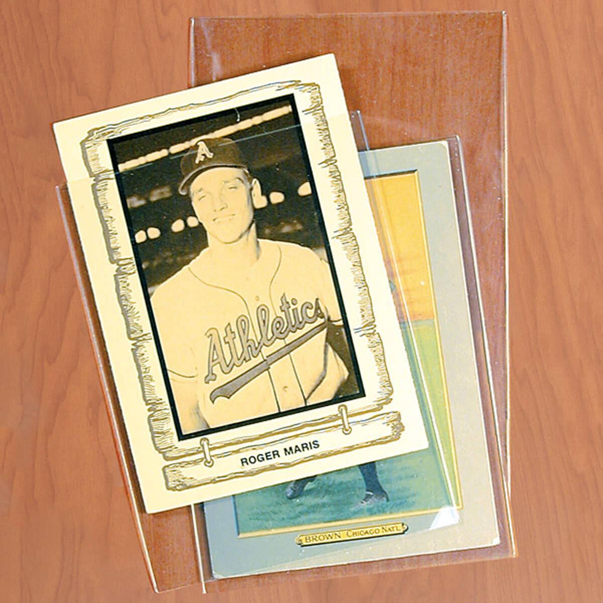 Baseball Card Envelope