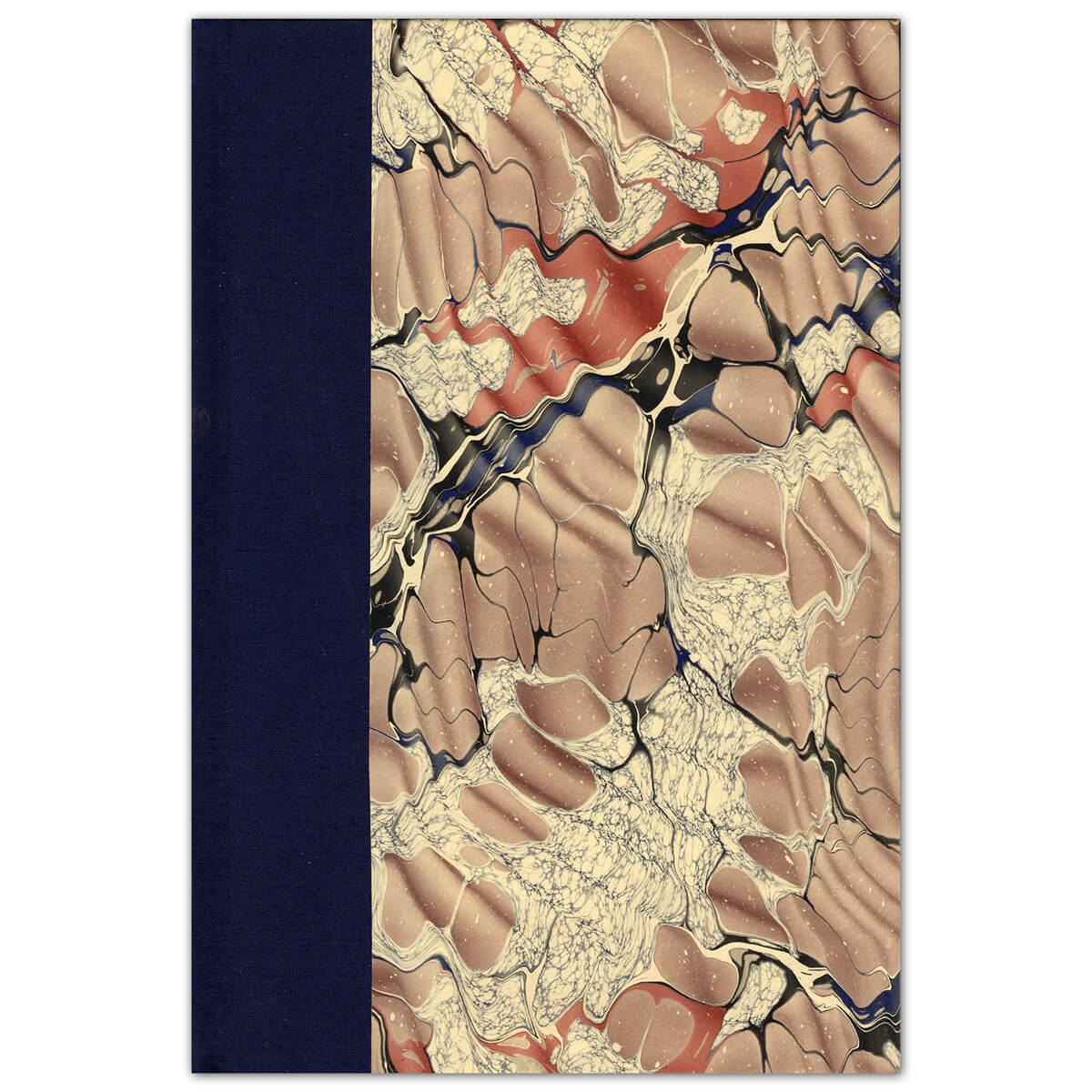 Varieties Of Spanish Marbling By Iris Nevins Talas