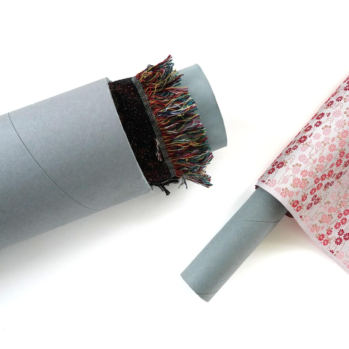 novelty textiles archival and rolling tubes for art and textiles talas