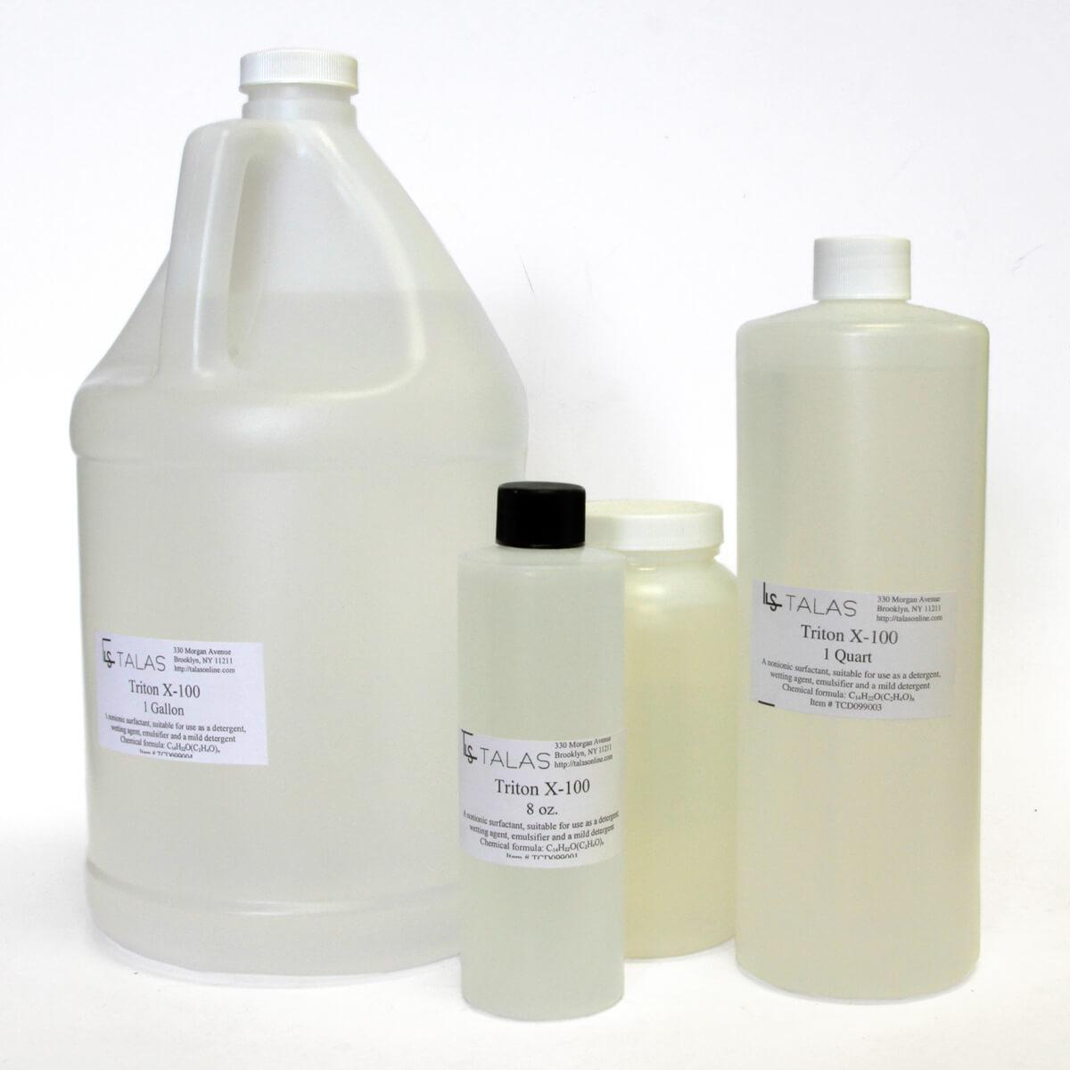 Triton X-100 Nonionic Surfactant Detergent | TALAS
